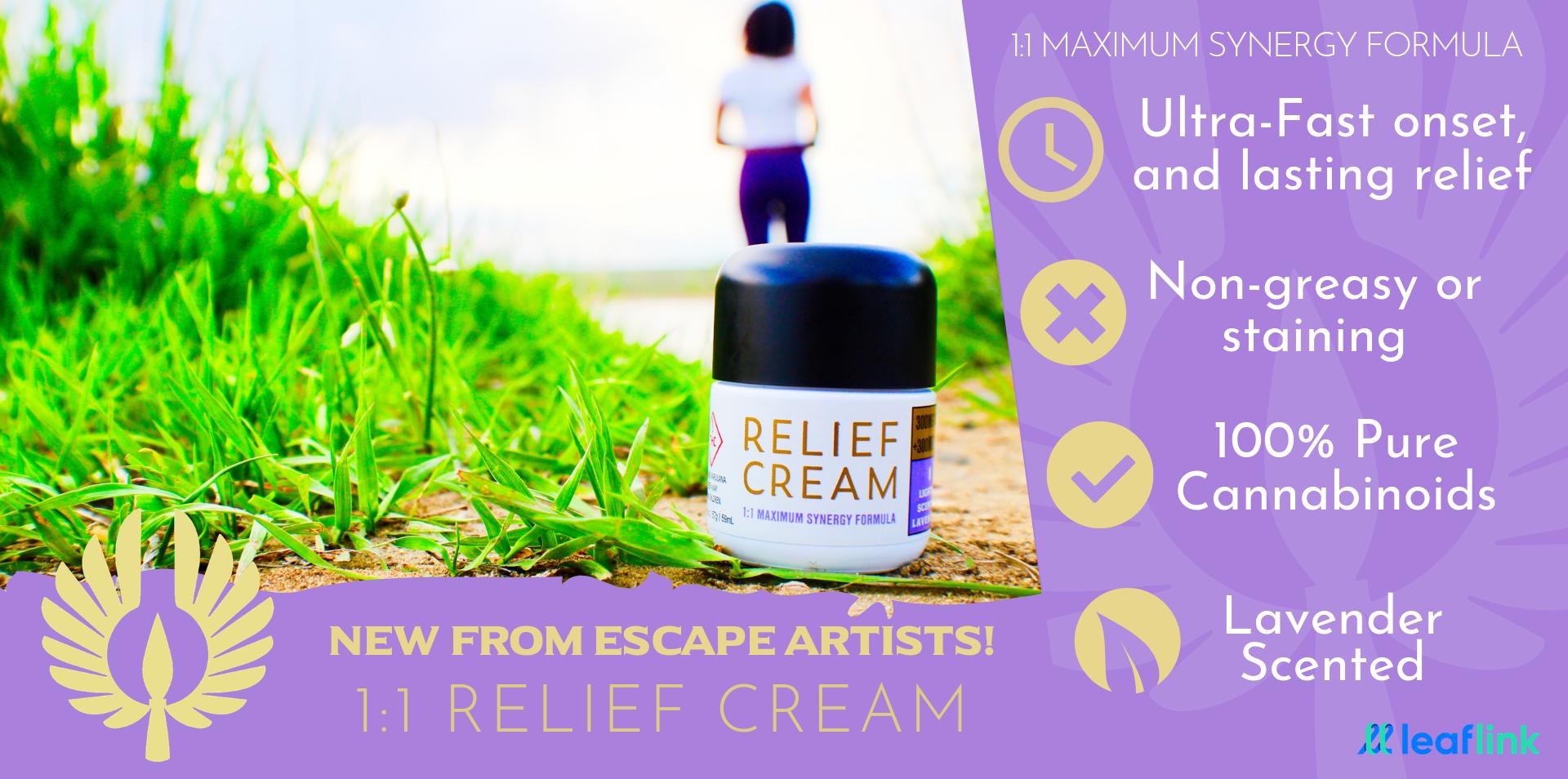 1:1 Relief Cream