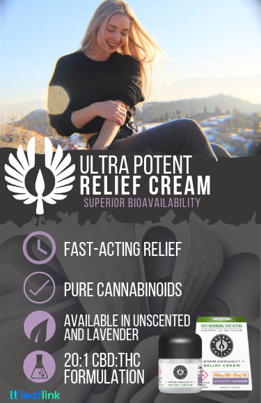 Ultra Potent Relief Cream